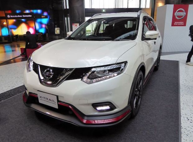 2016 Nissan X-Trail